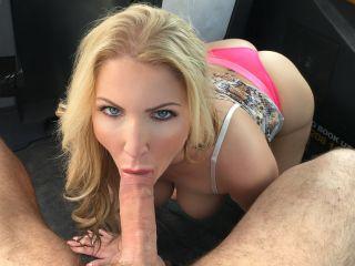 Georgie Lyall Titwank Rimjob Hard Sex & Creampie