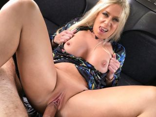 Sasha Steele Squirting Blonde Fingered & Fucked