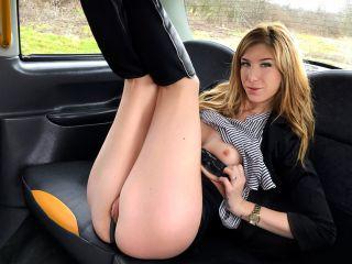 Melissa Medisson Brunette Takes Deep Anal Cock
