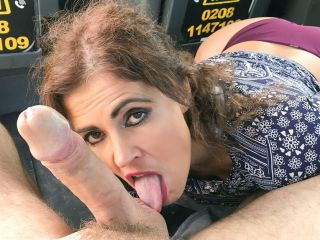 Montse Swinger Big Sexy Spanish Ass Bounces In Cab