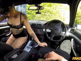 Adreena Let's Fuck In The Police Car