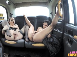 Adreena Winters Two Hot Brunettes And A Sexy Dildo