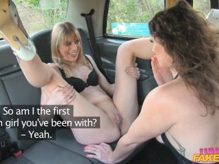 Ava Austen Steamy Taxi Sex With Bisexual Babes