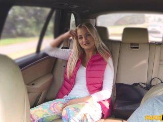 Cayla Lyons Horny Teen Has Outdoor Sex