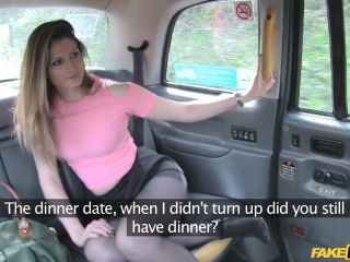 Eva Johnson Anal Date Night for British Cabbie