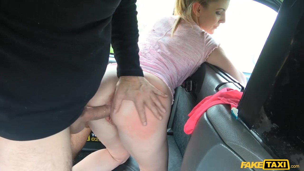 Barely Legal Teen Fake Taxi