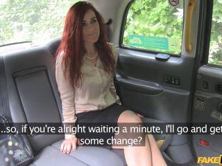 Monica Bollocksy Cabbie Gets His Best Fuck in Years