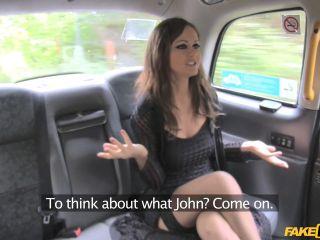 Tina Kay Hot Posh Lady Seduces Driver
